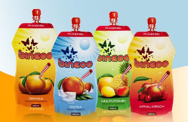 Bingoo Fruchtdrinks