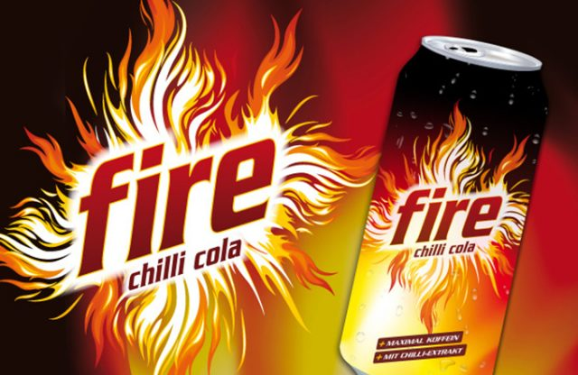 Fire – Chilli Cola